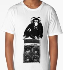 Rockin Monkey Long T-Shirt