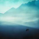 Vanishing Mountains by Dirk Wuestenhagen
