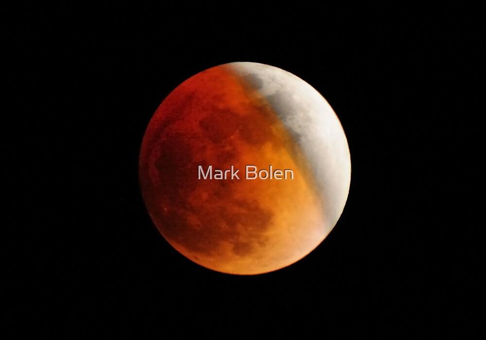 Lunar Eclipse by Mark Bolen