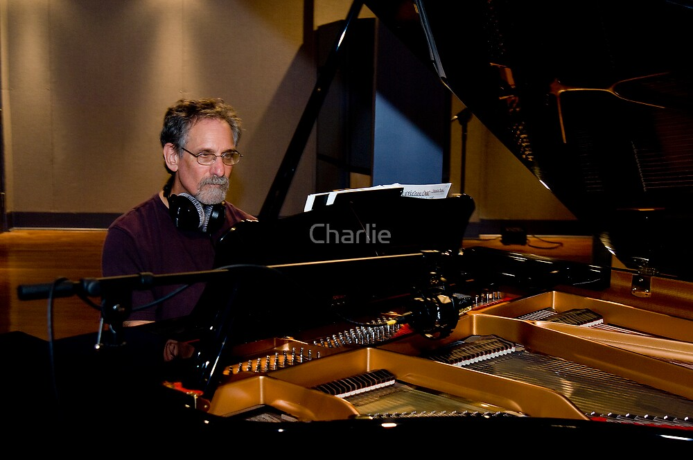 The Piano Man by Charlie
