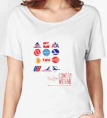 Airline Women's Relaxed Fit T-Shirt