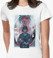 Life is Strange Iphone Case Skin Womens Fitted T-Shirt