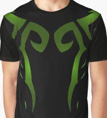 Demon Hunter WOW Green Graphic T-Shirt