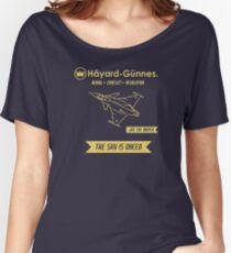 Hayard-Gunnes Women's Relaxed Fit T-Shirt