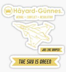 Hayard-Gunnes Sticker