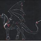 Pegasus Dragon by Stephanie Small