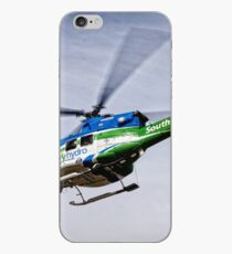 Helicopter (2) iPhone Case