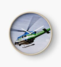 Helicopter (2) Clock