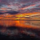 STRAITS SUNSET by NICK COBURN PHILLIPS