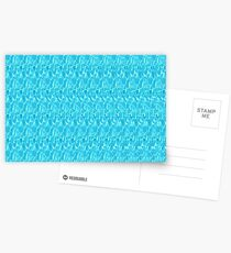 3D Stereogram - Star Postcards