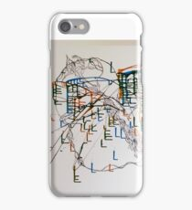 Heart Beat (Abstract) iPhone Case/Skin