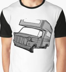 Queen Of The RV Graphic T-Shirt