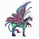 Unicorn Faery by Stephanie Small