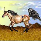 Native Unicorn by Stephanie Small