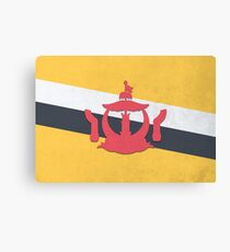 Brunei Canvas Print
