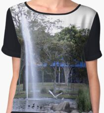 Centenary Lakes - Caboolture Women's Chiffon Top