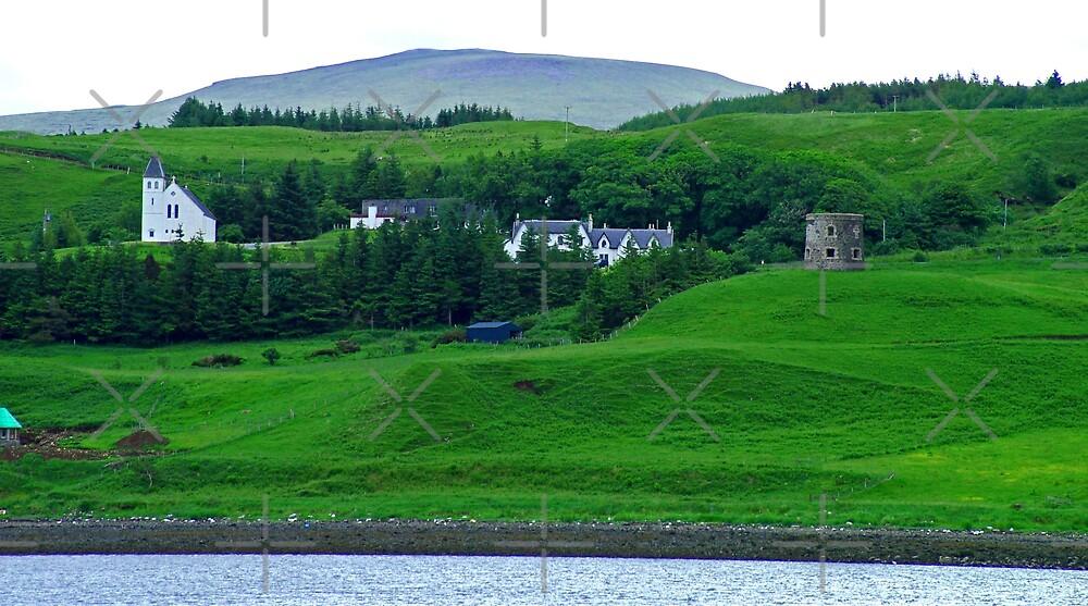 Skye View IV by Tom Gomez