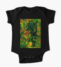 predator vision jungle Kids Clothes