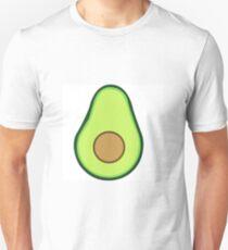 rund, runder, avocado Unisex T-Shirt