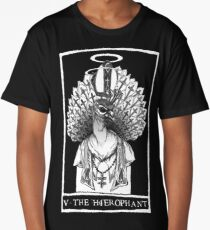 V - THE HIEROPHANT Long T-Shirt