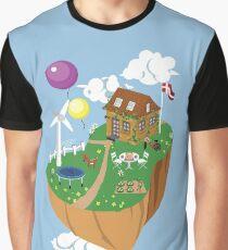 Summer Denmark Graphic T-Shirt