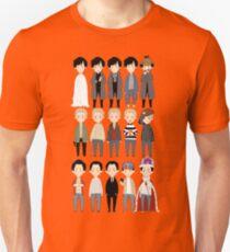 johns and sherlocks and moriarties T-Shirt