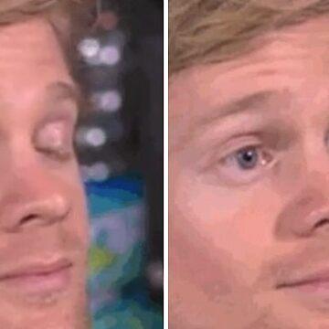 blinking white guy meme by gleba420