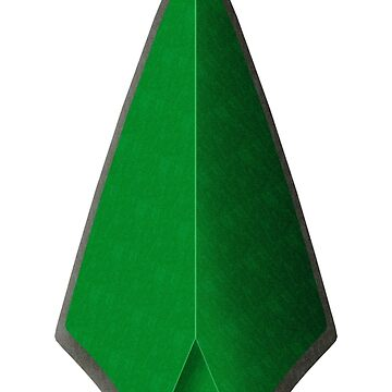 Green Arrowhead by fantastique2411