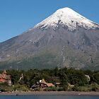 Majesty of Osorno by phil decocco