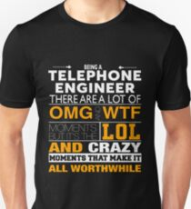 TELEPHONE ENGINEER BEST COLLECTION 2017 T-Shirt