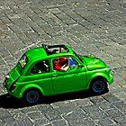 Green 500 by jerry  alcantara