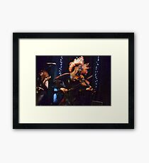2014 in Review - 3 Framed Print
