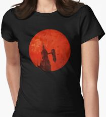 """Netflix® Castlevania - """"Moon and Tower"""" T-Shirt & Memorabilia Womens Fitted T-Shirt"""