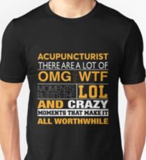ACUPUNCTURIST BEST DESIGN 2017 Unisex T-Shirt