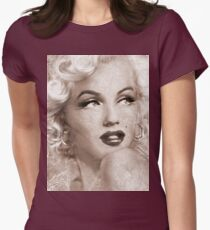 Marilyn Danella Ice Sepia T-Shirt