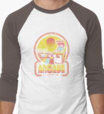 Arcade Wizard Baseball ¾ Sleeve T-Shirt