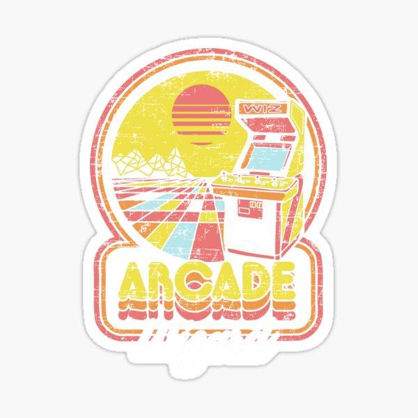 Arcade-Assistent Sticker