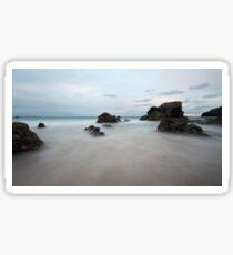 Sango Bay Rocks Sticker