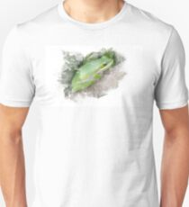 Frog Watercolor T-Shirt