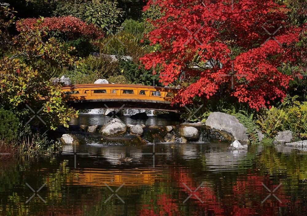 Setagaya Park Vienna Austria by Mythos57