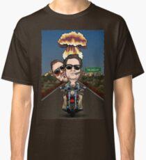 The Dollop: Bounty Hunters Classic T-Shirt