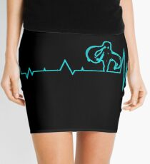 Vocaloid Shirt Mini Skirt