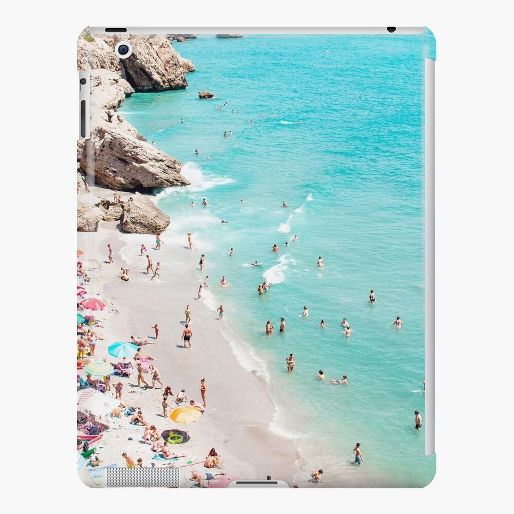 Coastal, Beach art, Blue Water, Sea, Ocean iPad Case & Skin