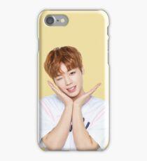 WANNA-ONE (황 미현) ft. Park Jihoon (공원 지훈) iPhone Case/Skin