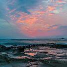Sunrise Apollo Bay by Peter Rattigan