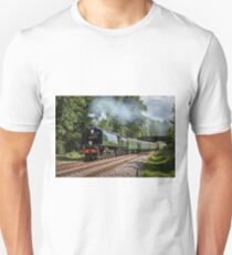 City Of Wells On The Bluebell Railway T-Shirt