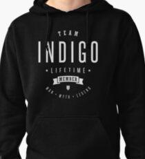 Indigo Pullover Hoodie