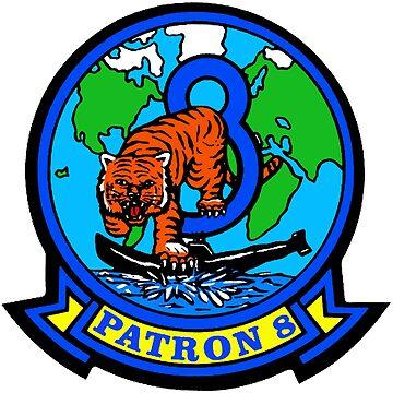 VP-8 Tigers by Quatrosales