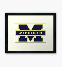 Michigan! Framed Print