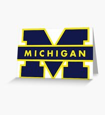 Michigan! Greeting Card